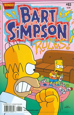 Bart Simpson Comics #83