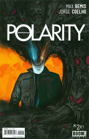 Polarity #2 Regular Frazer Irving Cover
