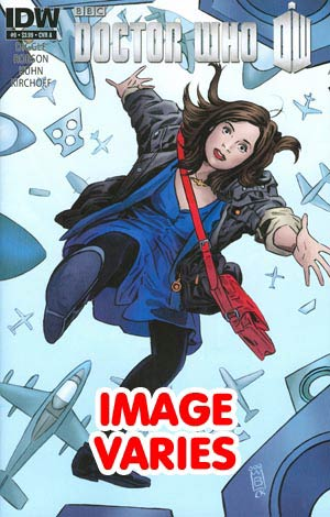 DO NOT USE (DUP) Doctor Who Vol 5 #9 (Filled Randomly With 1 Of 2 Covers)