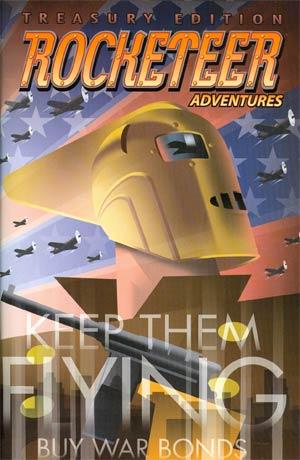 Rocketeer Adventures Treasury Edition