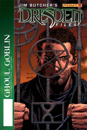 Jim Butchers Dresden Files Ghoul Goblin #4