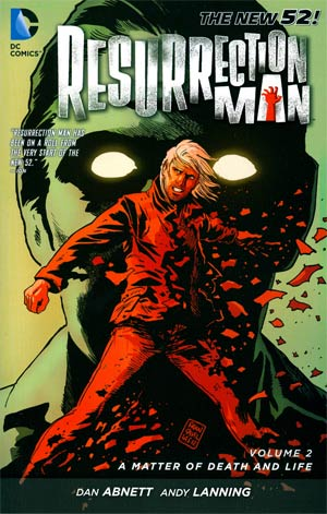 Resurrection Man (New 52) Vol 2 A Matter Of Death And Life TP
