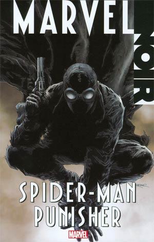 Marvel Noir Spider-Man Punisher TP