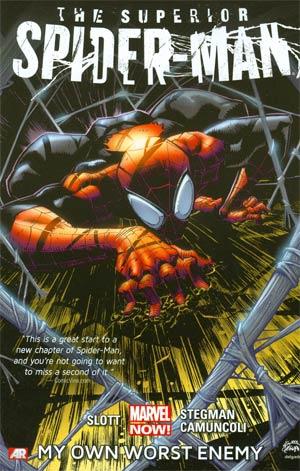 Superior Spider-Man Vol 1 My Own Worst Enemy TP