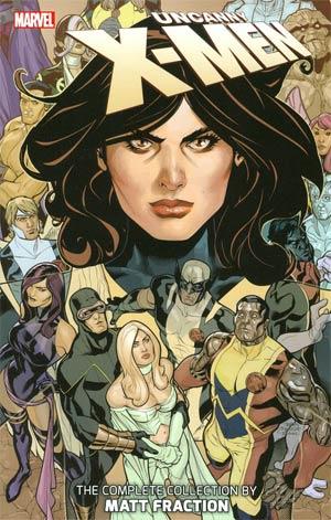 Uncanny X-Men Complete Collection By Matt Fraction Vol 3 TP