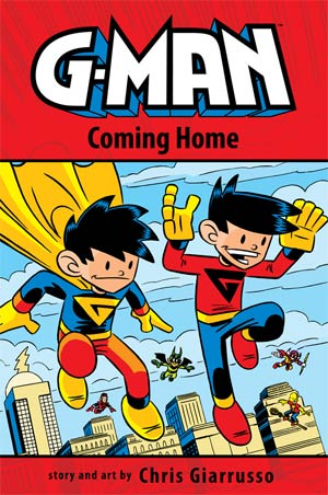 G-Man Vol 3 Coming Home TP