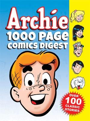 Archie 1000-Page Comics Digest TP