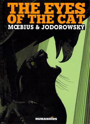 Eyes Of The Cat Yellow Edition HC