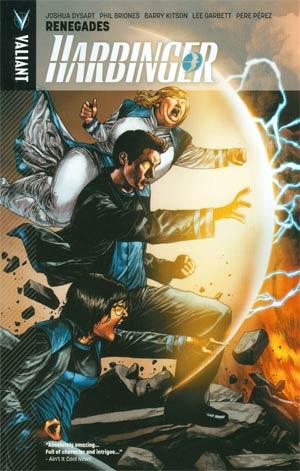 Harbinger Vol 2 Renegades TP