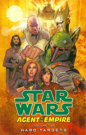 Star Wars Agent Of The Empire Vol 2 Hard Targets TP