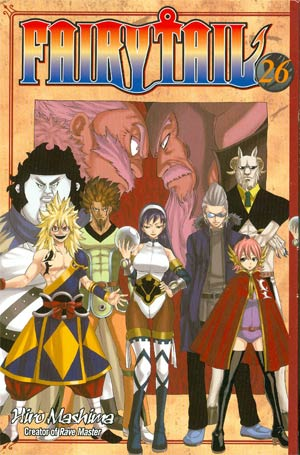Fairy Tail Vol 26 GN