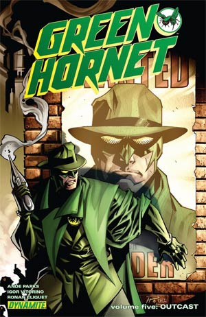 Kevin Smiths Green Hornet Vol 5 Outcast TP