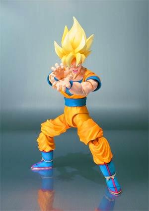 Dragon Ball Z S.H.Figuarts - Super Saiyan Goku Action Figure