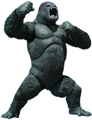 King Kong S.H.Monsterarts - Kong The 8th Wonder Of The World Action Figure