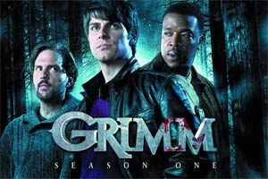 Grimm Trading Cards Box