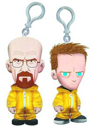 Breaking Bad 4-Inch Plush Clip-On Assortment Case