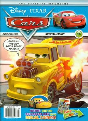 Disney Cars Magazine #14