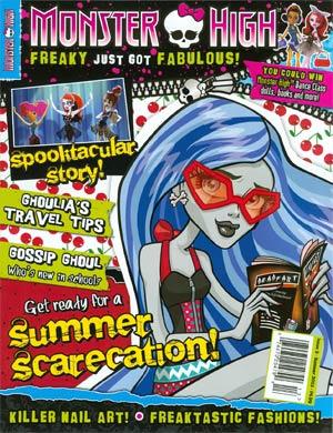 Monster High Magazine #3