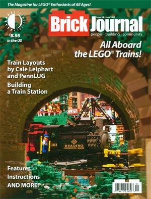 Brickjournal #24