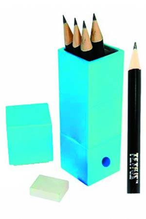 Tetris Pencil Holder