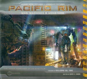 Pacific Rim Man Machines & Monsters HC