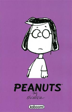 Peanuts Vol 3 #6 Incentive Marcie First Appearance Variant Cover