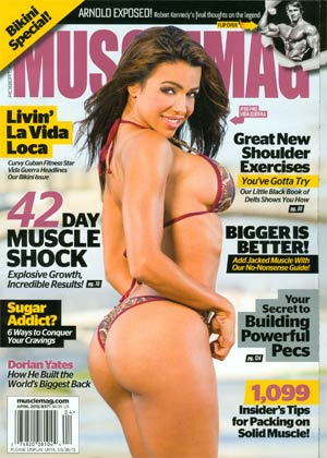 Muscle Mag #371 Apr 2013