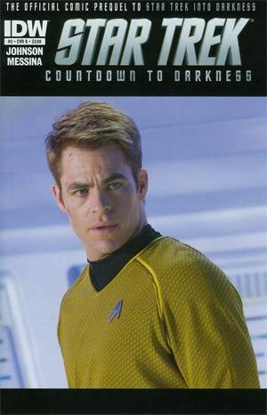 Star Trek Countdown To Darkness #2 Regular Cover B Photo
