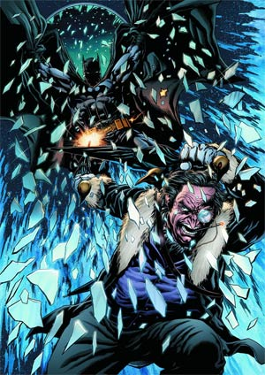 Detective Comics Vol 2 #18 Incentive Jason Fabok Sketch Cover