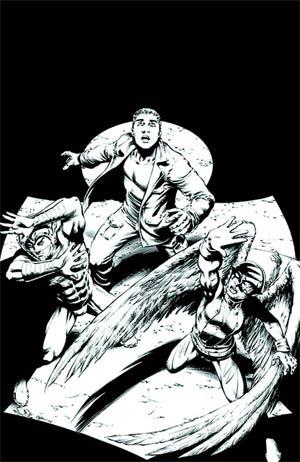 Earth 2 #10 Incentive Nicola Scott Sketch Cover