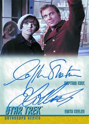 Star Trek The Original Series Heroes & Villains Trading Cards Pack