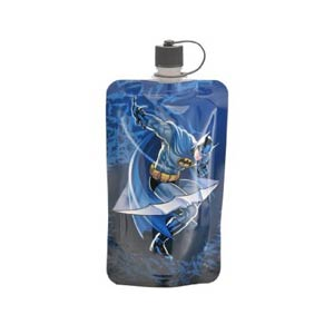 Batman 7.5-Ounce Action Collapsible Water Bottle