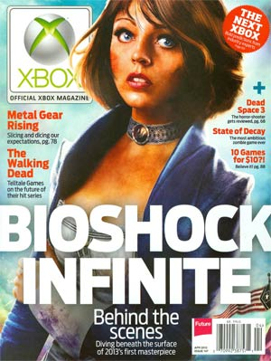 Official XBox Magazine #147 Apr 2013