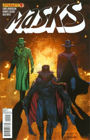 Masks #4 Regular Ardian Syaf Cover