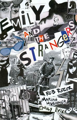 Emily And The Strangers #2 Incentive Winston Smith Variant Cover