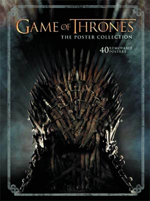 Game Of Thrones Poster Collection TP
