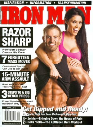Iron Man Magazine Vol 72 #4 Apr 2013