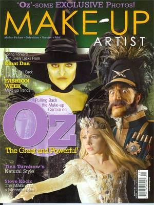 Make-Up Artist Magazine #101 Apr / May 2013