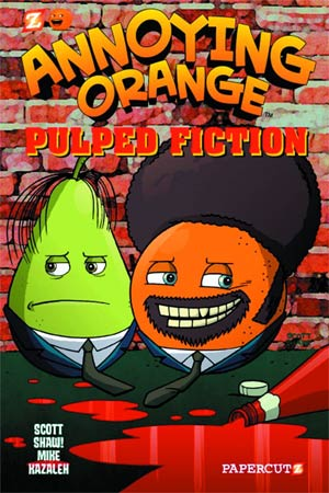 Annoying Orange Vol 3 Pulped Fiction HC