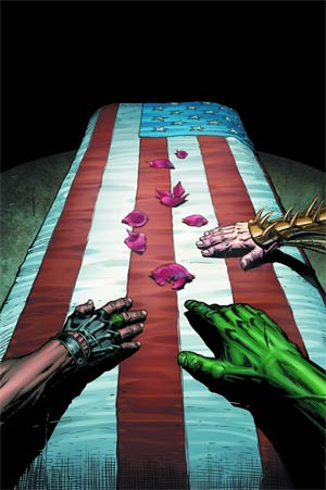 Justice League Of America Vol 3 #5 Cover B Combo Pack With Polybag