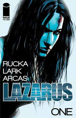 Lazarus #1 Cover A 1st Ptg Regular Michael Lark Cover