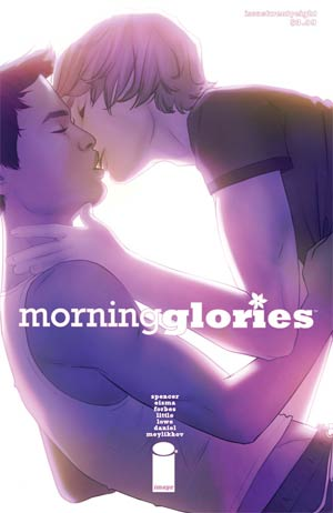 Morning Glories #28 Cover D Scott Forbes