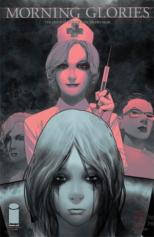 Morning Glories #28 Cover E Frazer Irving