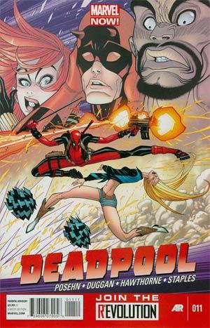 Deadpool Vol 4 #11 Cover A Regular Tradd Moore Cover