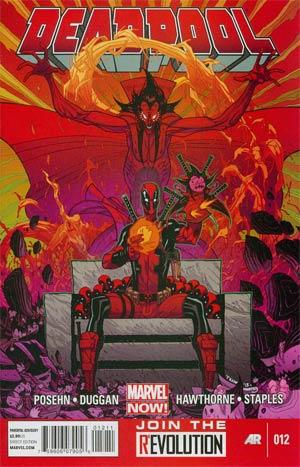 Deadpool Vol 4 #12