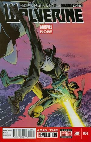 Wolverine Vol 5 #4 Cover A Regular Alan Davis Cover