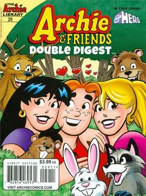 Archie & Friends Double Digest #29