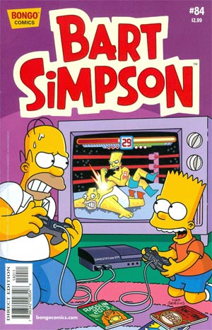 Bart Simpson Comics #84