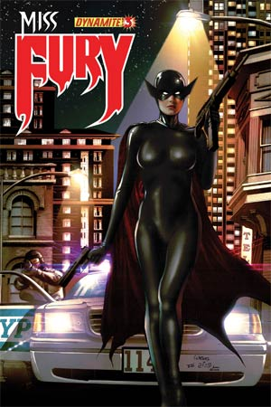Miss Fury Vol 2 #3 Cover D Regular Wagner Reis Cover