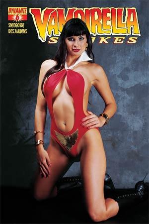 Vampirella Strikes Vol 2 #6 Cover C Variant Photo Subscription Exclusive Cover
